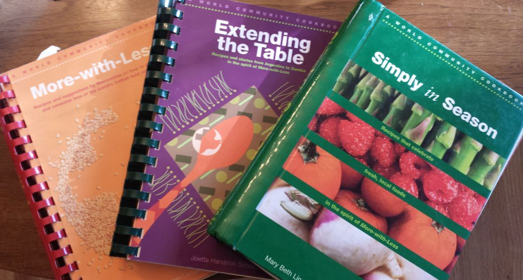 World Community cookbooks