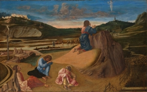 Agony in the Garden Bellini